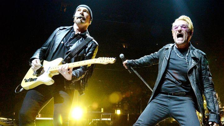 The Edge parle d'album et de tournée au magazine Rolling Stone