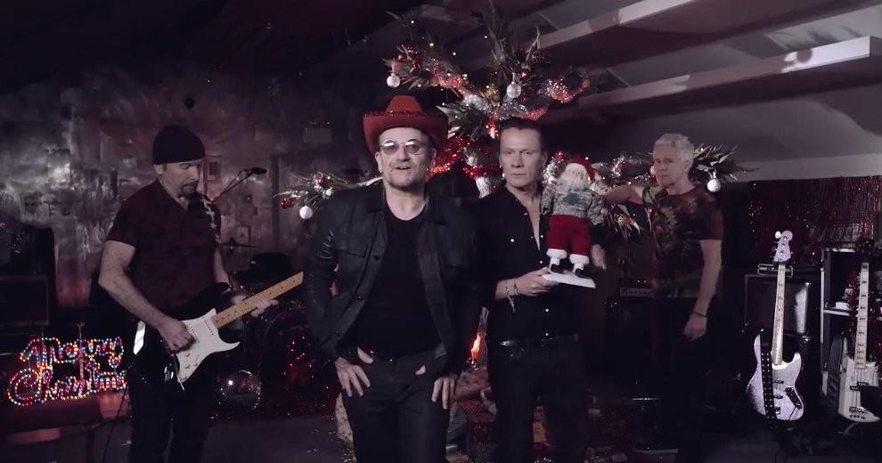 U2 fait (presque) des annonces pour 2017