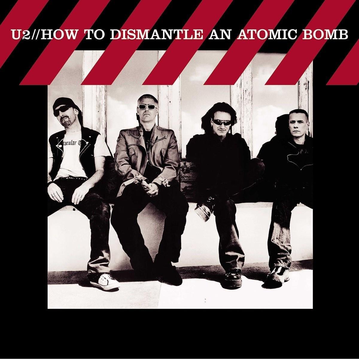 Réédition des vinyles How to Dismantle et U218