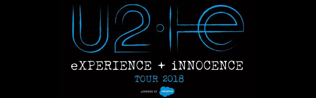 [MAJ] U2 en Europe à l'automne 2018 : dates, préventes, etc.
