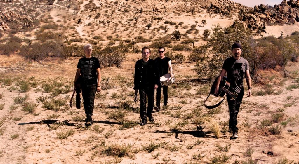U2 annonce The Joshua Tree Tour 2019