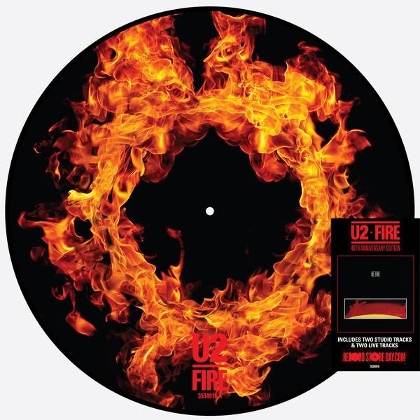 Le Picture Disc de Fire pour le Record Store Day 2021