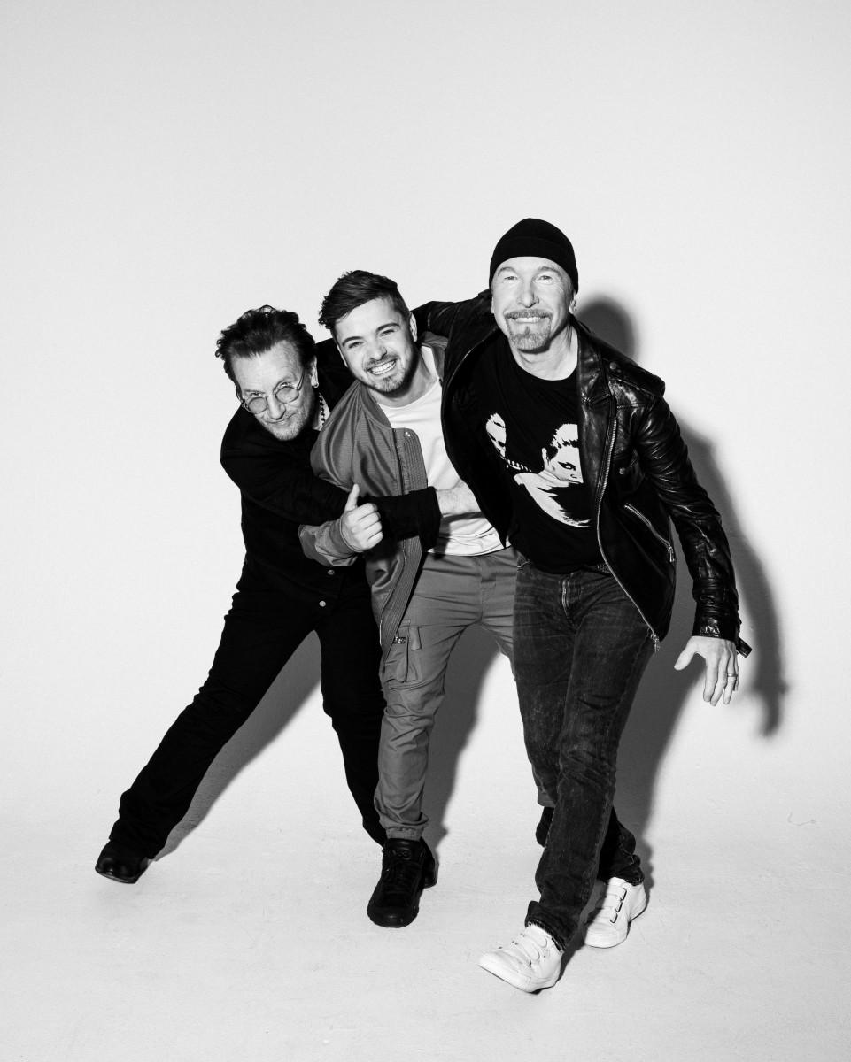 Bono, The Edge et Martin Garrix pour l'hymne de l'Euro 2020